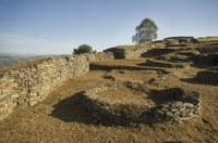 El hábitat construido de los castros del Occidente de Asturias