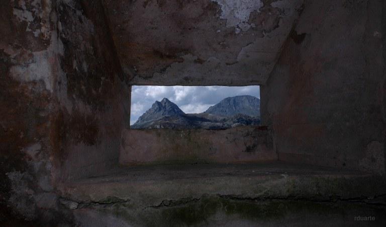Fortificaciones asturleonesas de la Guerra Civil Española