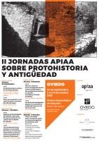 II Jornadas de Arqueología sobre Protohistoria y Antigüedad