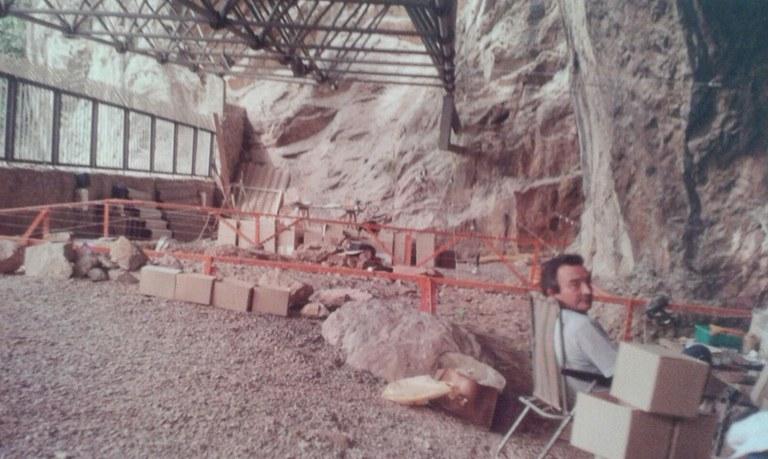 Javier Fortea, maestro de arqueólogos