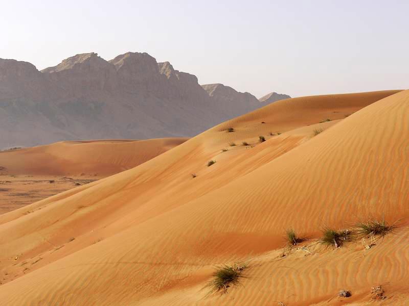 Emiratos Arabes_2_dunas y montaña de Mleiha_Carmen del Cerro