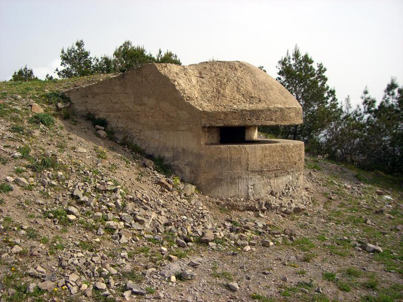 Marruecos_Rif_Bunker de Buguen Zein_Luis Blanco_Gerardo Sierra
