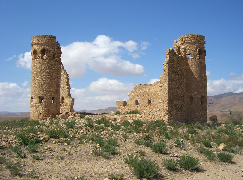 Marruecos_Rif_Fuerte de Arbaa Haraig_Luis Blanco_Gerardo Sierra