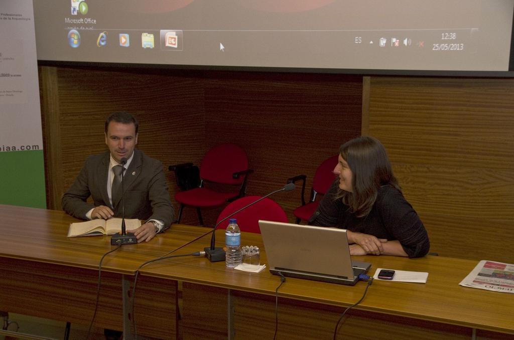 Jornadas de Arqueología española en el exterior