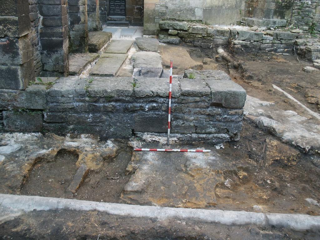 Camara Santa_Sergio Rios_Detalle excavaciones_01
