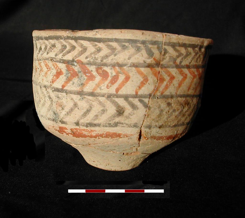 Chagar Bazar_vaso ceramico Halaf_Walter Cruells