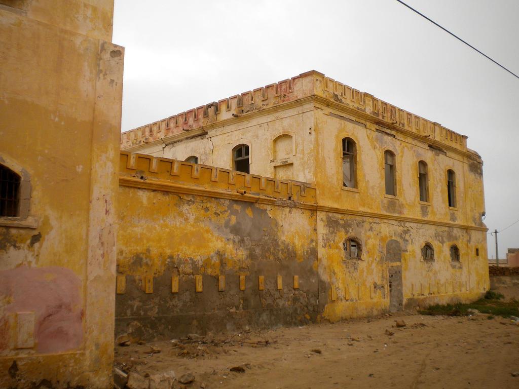 Fuerte de Cabo Juby_Luis Blanco Vazquez
