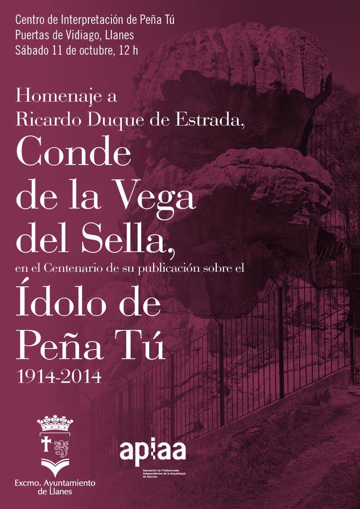 Conde de la Vega del Sella_2014_Centenario_PeñaTu