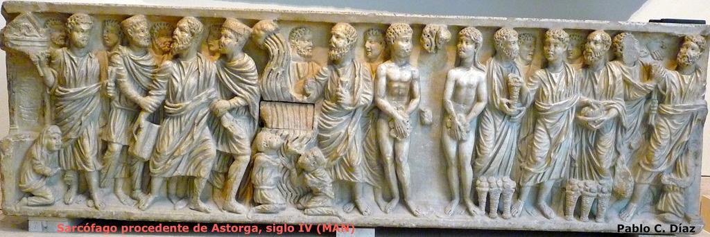 II Jornadas Arqueologia Medieval_Sarcofago_Pablo C_Diaz Martinez