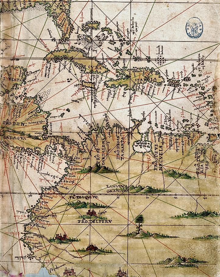 Islario de Alonso de Santa Cruz