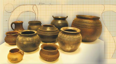 Ceramica_Cultura castreña_Galicia