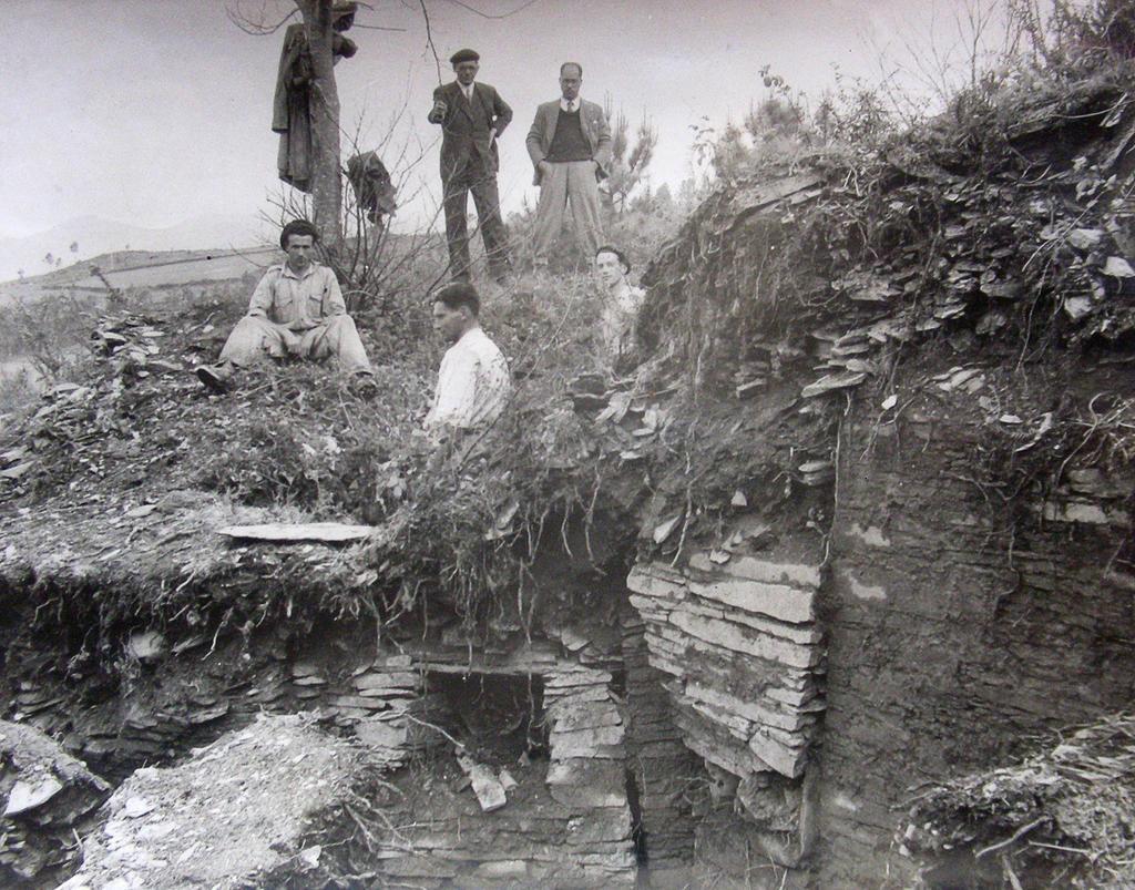 Coaña_1939_Fernandez Buelta y García y Bellido_MAA_Archivo Comision Monumentos