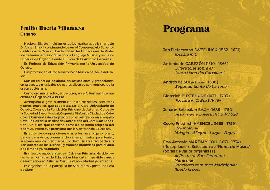 Valdedios_Programa concierto